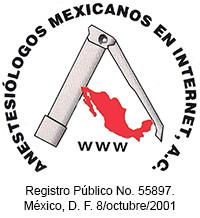 Anestesiólogos Mexicanos en Internet, A. C.